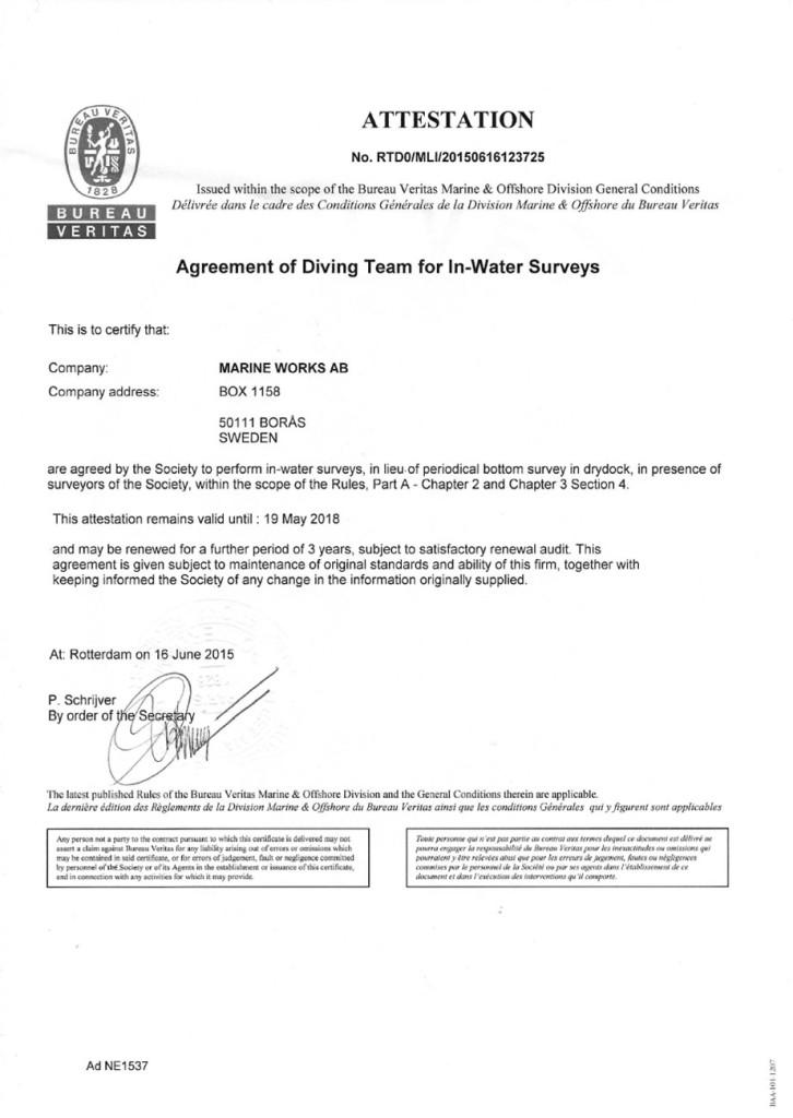 Bureau-Veritas-approval